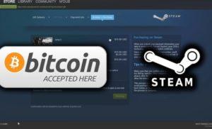 Steam không còn hỗ trợ thanh toán bằng Bitcoin