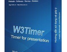 W3Timer – Canh giờ cho bài thuyết trình
